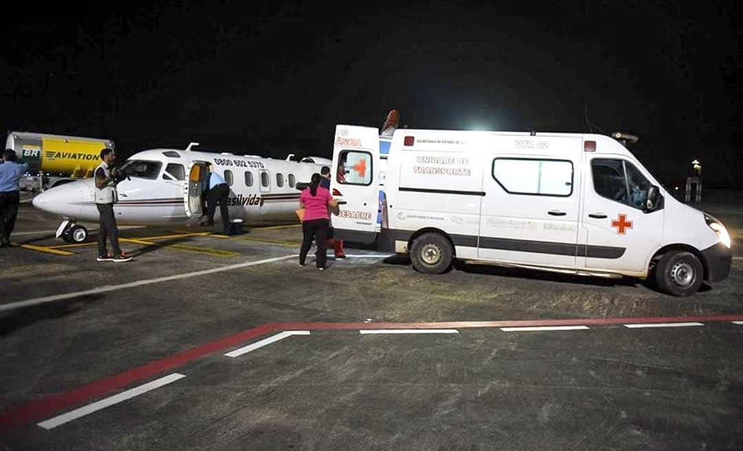 Saúde expede mais de 130 passagens e zera demanda de saída e retorno do TFD no estado