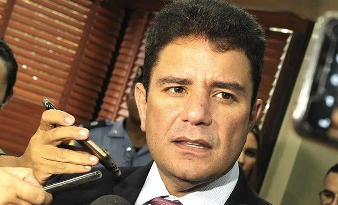 """Após pronunciamento de Bolsonaro, Gladson diz que mantém calamidade: """"Eu não vou ser irresponsável"""""""