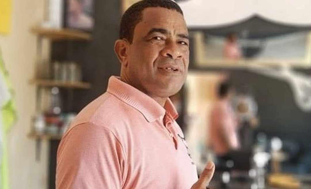 Professor e blogueiro Evilásio Cosmiro morre, vítima de parada cardíaca, em Feijó