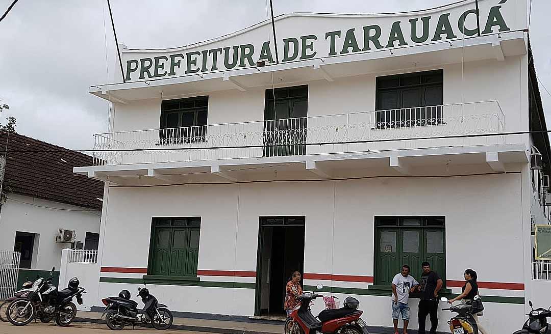 Prefeitura de Tarauacá convoca fisioterapeuta e agentes comunitários de saúde aprovados em concursos