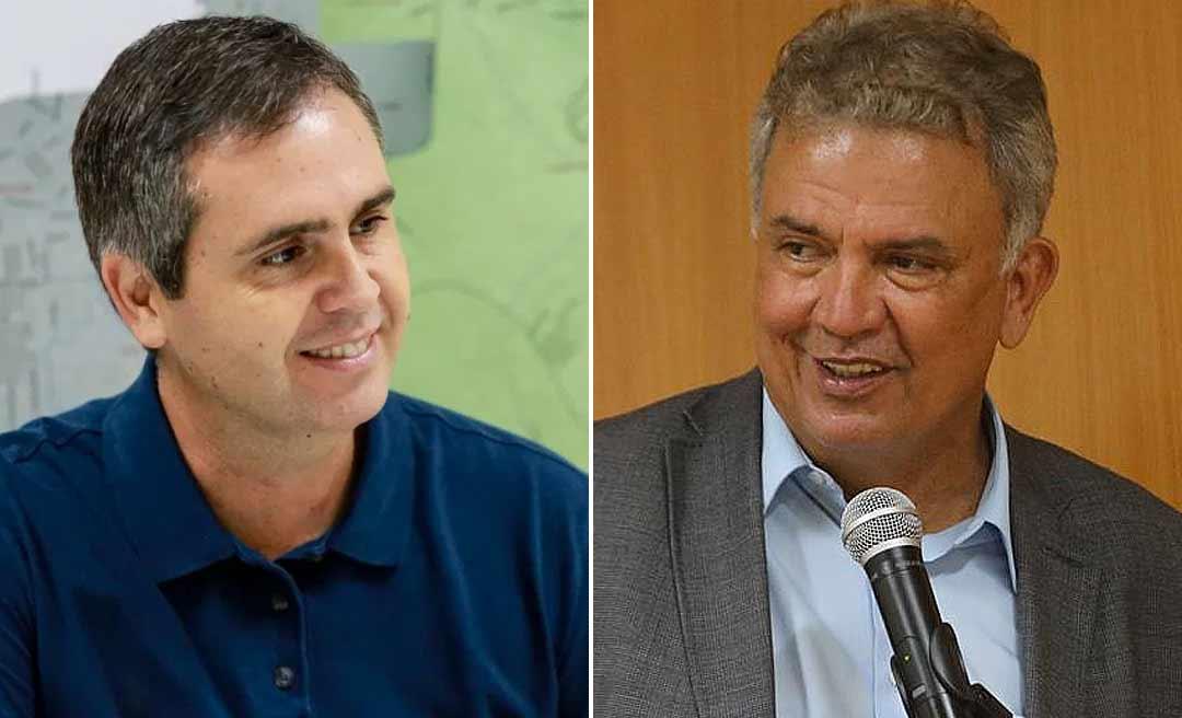 """""""Marcus Alexandre vai para deputado ou vice do Petecão"""", diz petista; """"O Marcus jamais me daria este prazer"""", responde Petecão"""