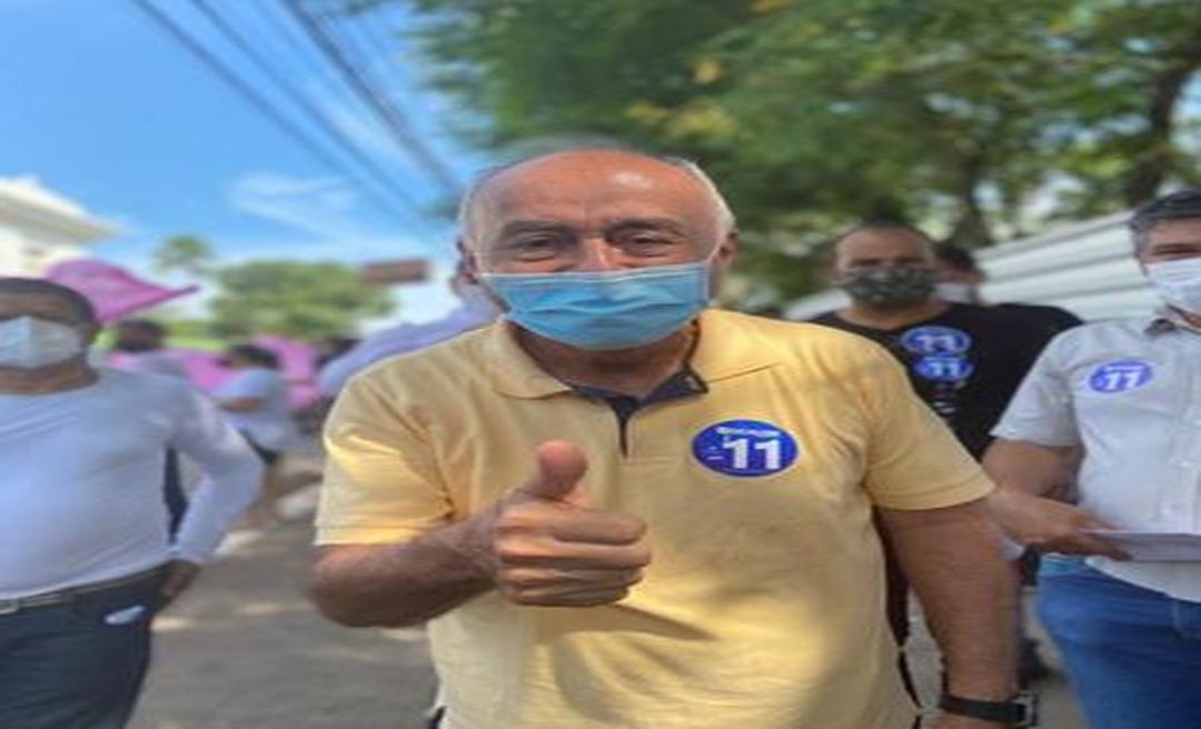 """Bocalom está se deparando com """"a dor e a delícia"""" de ser prefeito da capital"""