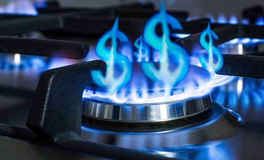 Com o aumento do preço do gás de cozinha, botija de 13 kg chega a R$ 150 em Jordão