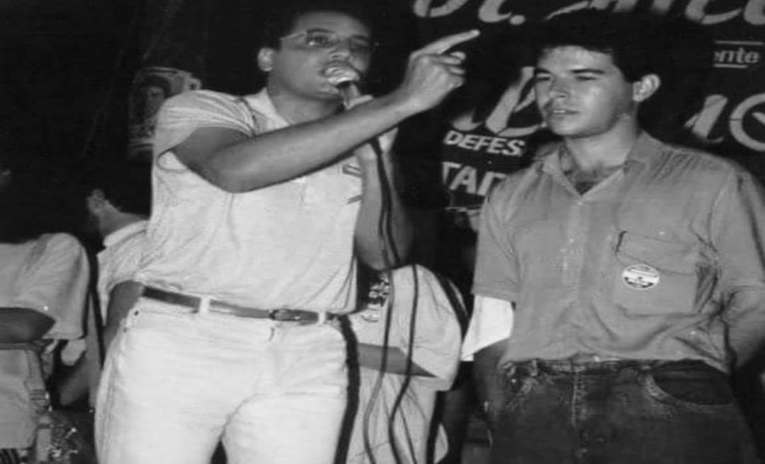 """Jorge Viana lamenta morte de Taboada e diz: """"ajudou a acalentar o sonho de um mundo melhor"""""""