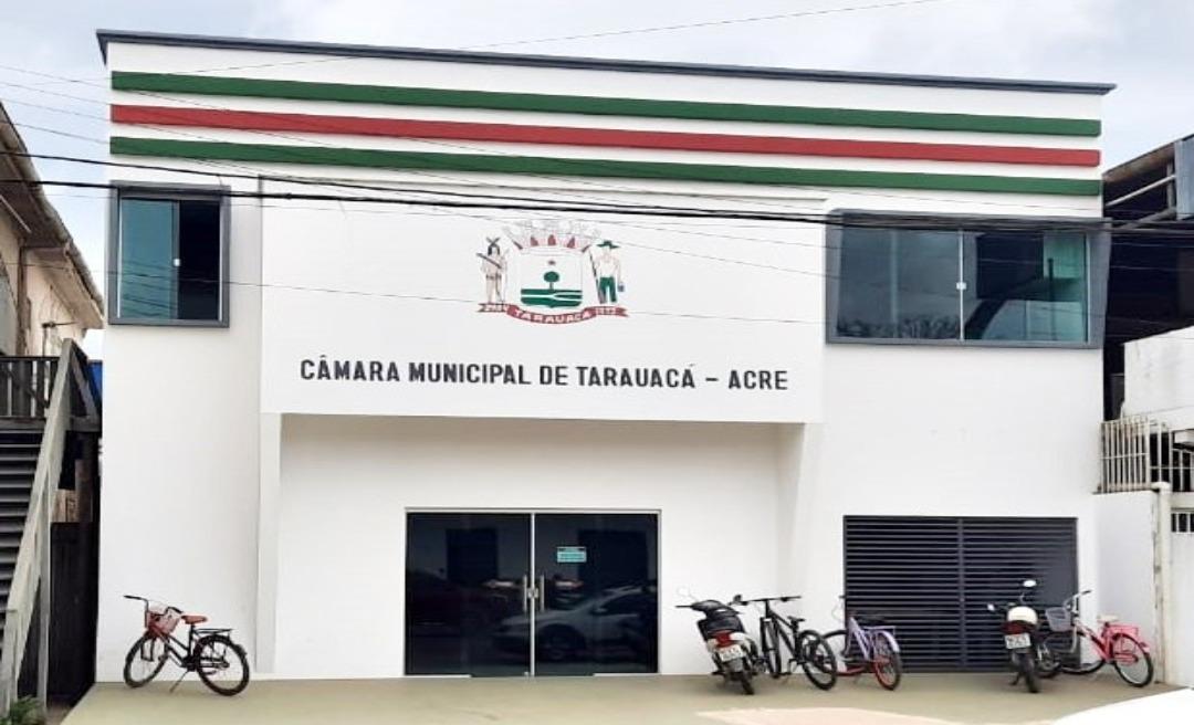 Câmara de Vereadores de Tarauacá convoca suplente para assumir vaga deixada por vereador morto pela covid-19