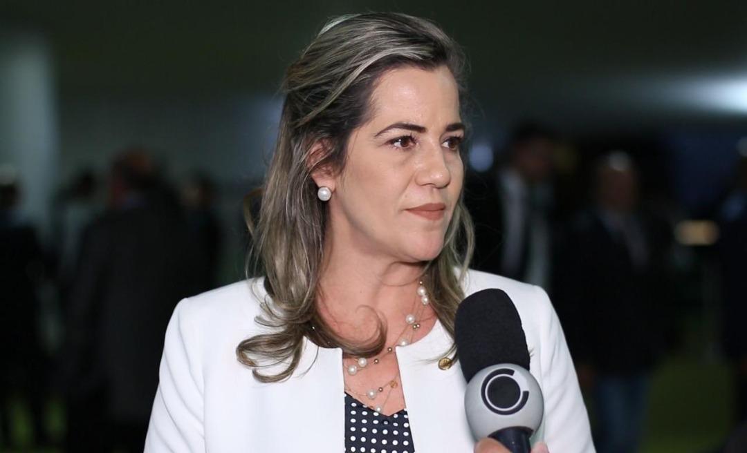 """PSDB diz que Mara Rocha age de forma """"desonesta"""" em sua saída do partido e cita R$ 2 milhões que """"passaram pelas mãos"""" da parlamentar na campanha"""