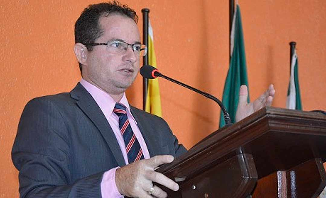 Ex-vereador Lauro Benigno colocou seu nome como pré-candidato a deputado estadual