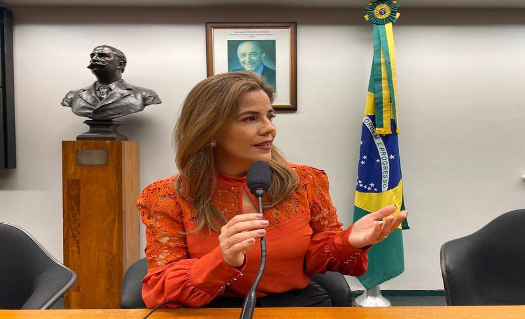 Mara Rocha critica a aprovação, pela Câmara dos Deputados, de projeto de lei que modifica a Lei da Ficha Limpa
