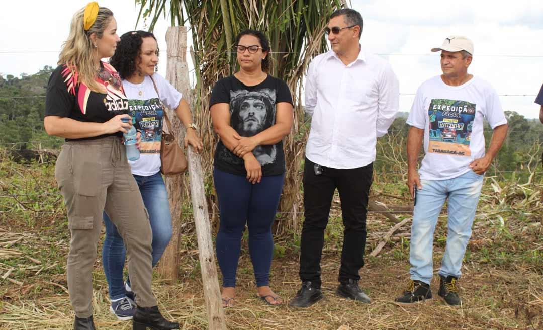 Tarauacá será destaque no Programa do Ratinho e vai mostrar o cultivo do abacaxi gigante