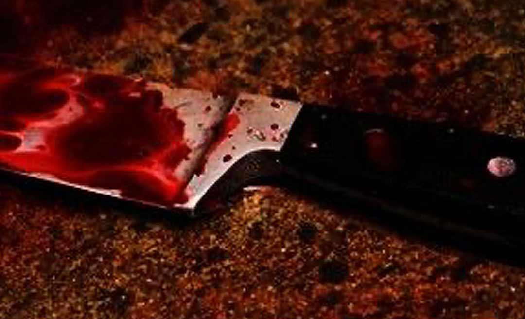 Jovem vai visitar o filho e morre esfaqueado pela ex-companheira, em Tarauacá
