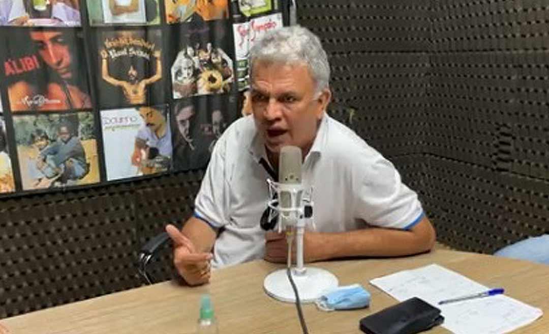 Petecão sai em defesa de Gladson, diz que Bolsonaro perde tempo e não acredita em manifestações no Dia 7
