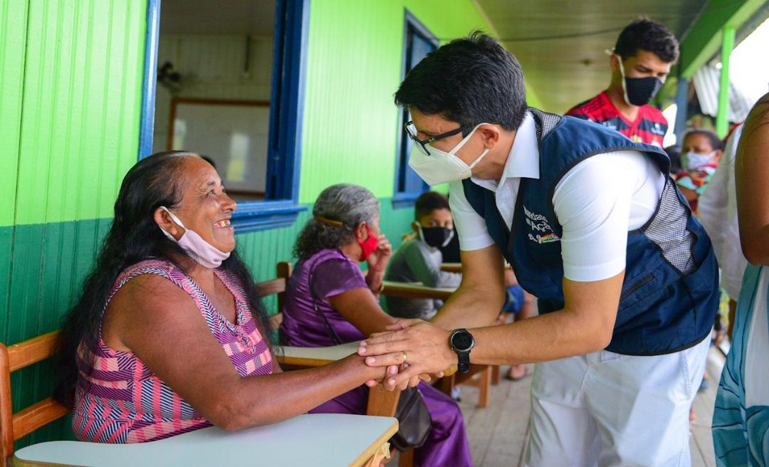 Com emenda de Jenilson, Comunidade do Gregório é contemplada com atendimento de saúde especializado